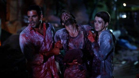Aftershock Eli Roth